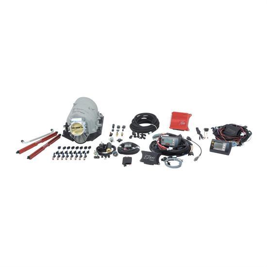 FAST 302003L-TCU GM LS Transplant Kit - EZ-EFI Engine and Manifold Kit