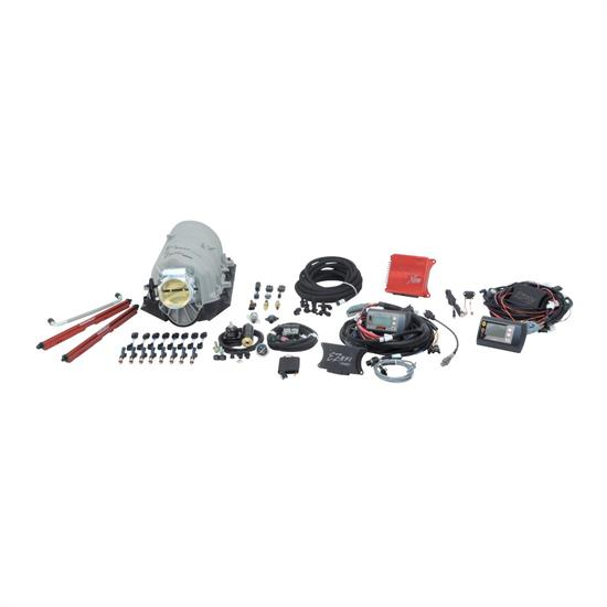 FAST 302003L-TCU GM LS Transplant Kit - EZ-EFI Engine and Manifold Kit