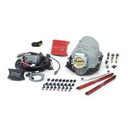 FAST 302003L GM LS Transplant Kit, EZ-EFI Engine/Manifold Kit, In-Line