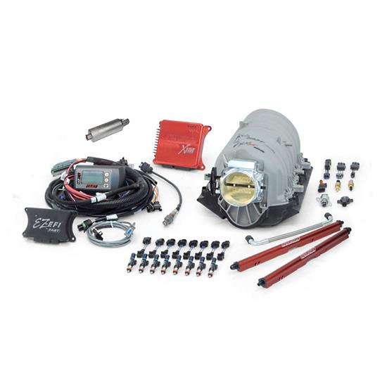 FAST 302003T GM LS Transplant Kit, EZ-EFI Engine/Manifold Kit, In-Tank