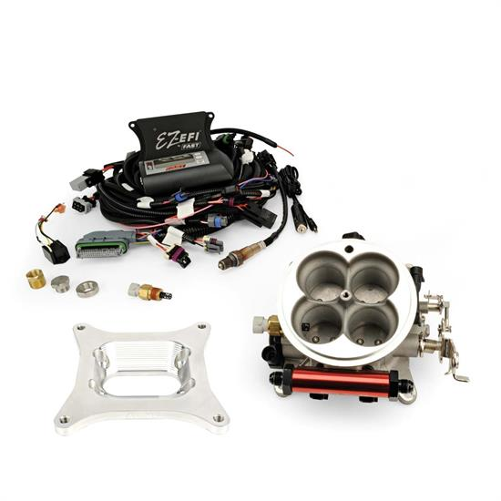 FAST 30294-KIT EZ-EFI Self Tuning Fuel Injection Kit, Jeep