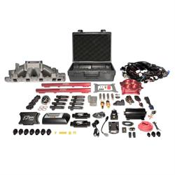FAST 3031302-05E Complete EZ-EFI Kit, Small Block Ford, Up to 550HP