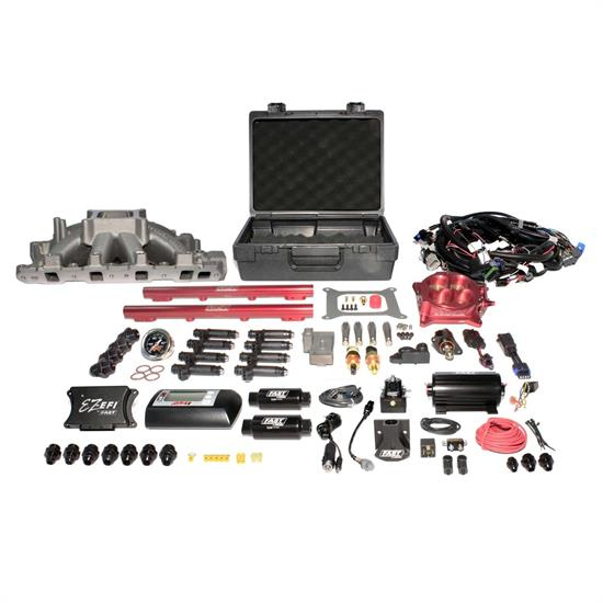 FAST 3031302-10E Complete EZ-EFI Kit, Small Block Ford, Up to 1000HP