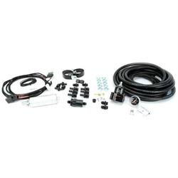 FAST 30402-FK Master Inline Fuel Pump Kit, Includes Hoses/Fittings
