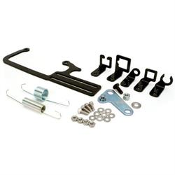 FAST 304147 Throttle/Trans Cable Mount Kit, EZ-EFI 4150 Throttle Body