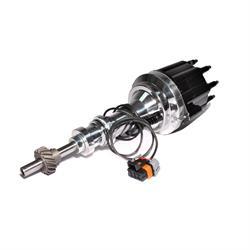 FAST 305015 Billet Dual-Sync Distributor, 351-460 Big Block Ford