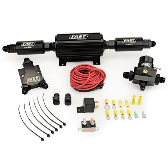 FAST 307500 Race Inline Fuel System, Up-to-1300 Naturally Aspirated HP