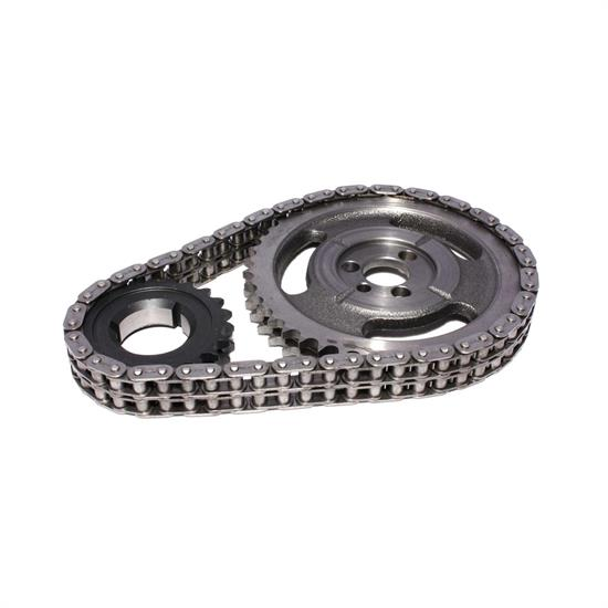 COMP Cams 3100 Hi-Tech Roller Race Timing Chain Set, Chevy