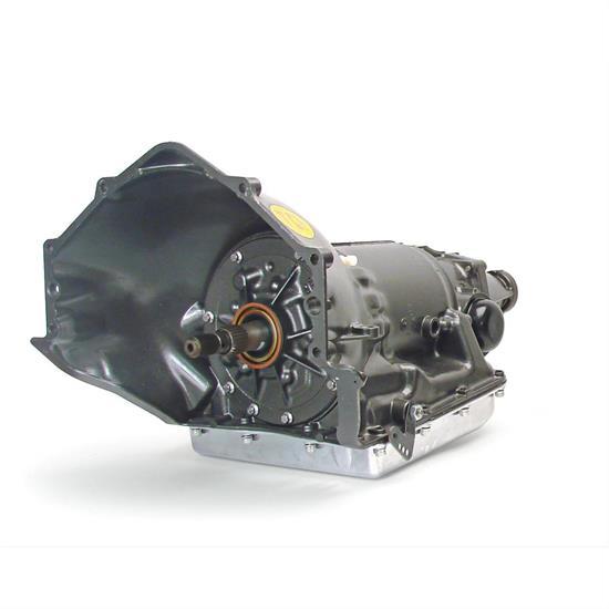 TCI Automotive 312500 Drag Race Transbrake Transmission, TH350