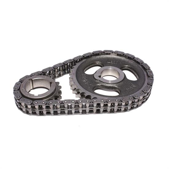 COMP Cams 3128 Hi-Tech Roller Race Timing Chain Set, Buick/Olds V6