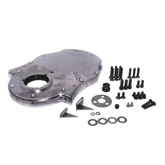 COMP Cams 312 3-Piece Aluminum Timing Cover, Big Block Chevy, Each