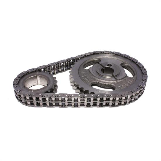 COMP Cams 3135 Hi-Tech Roller Race Timing Chain Set, Small Block Ford