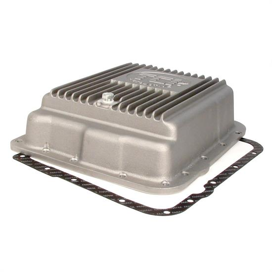 Tci 328000 Gm Th350 Cast Aluminum Deep Pan 2 Extra Quarts
