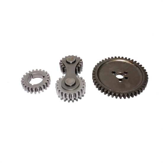 COMP Cams 4136 Dual Ider Gear Drive Kit, Roller Cam, 5.0/5.7L Chevy