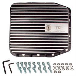 TCI 438010 Ford AODE/4R70W MaxCool Pan 1-1/2 Extra Quarts