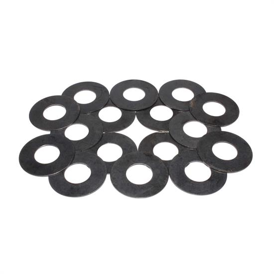 COMP Cams 4737-16 Valve Spring Shims, 1.437 O.D./.015 Thick, Set/16