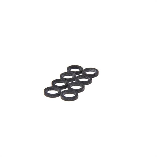 COMP Cams 501-8 Valve Stem Seals, Rubber O-Ring, 11/32 Inch, Set/8
