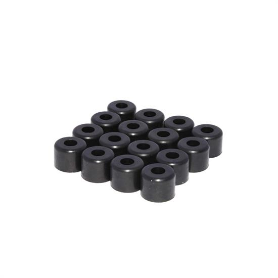 COMP Cams 502-16 Valve Stem Seals, Rubber, .344 Inch, Set of 16