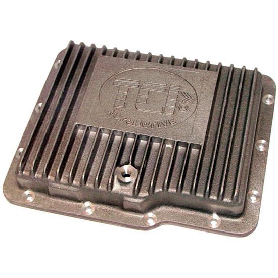 TCI 528300 GM Powerglide Cast Aluminum Pan