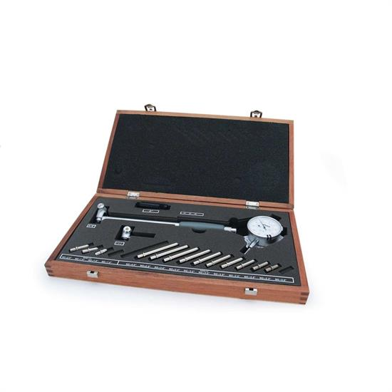 COMP Cams 5605 Dial Bore Gauge Kit, 2.000-6.000 Inch, Wood Case