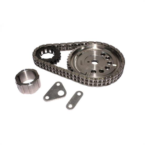 COMP Cams 7105 Adjustable Timing Chain Set, Double Roller, 6.0L GM LS