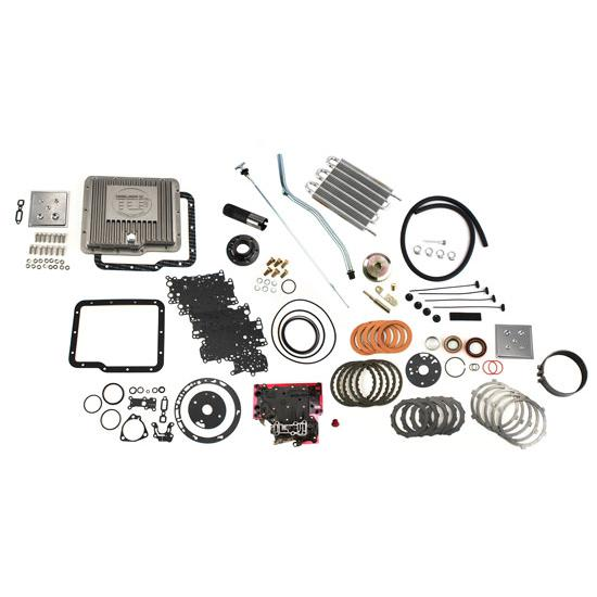 Circle Track Supply >> Tci Auto 740002 Powerglide Circle Track Kit Internal Control Body
