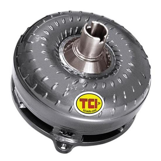 TCI Automotive 741115 Powerglide Circle Track Torque Converter-11 Inch