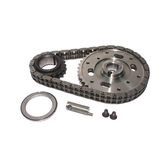 COMP Cams 8131 Ultimate Adjustable Billet Timing Set, Ford 302/351W
