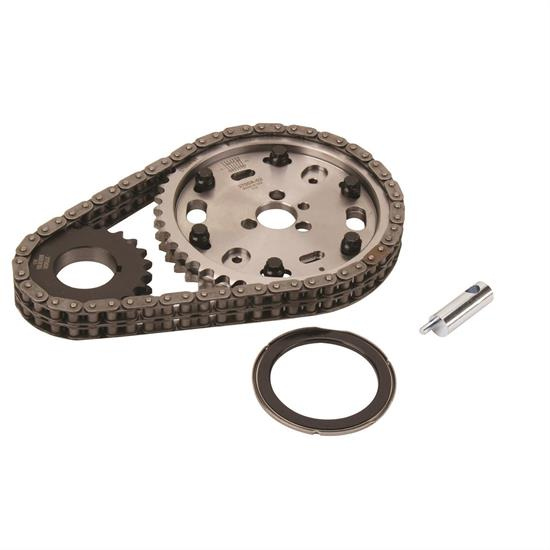 COMP Cams 8138 Ultimate Adjustable Billet Timing Set, Small Block Ford