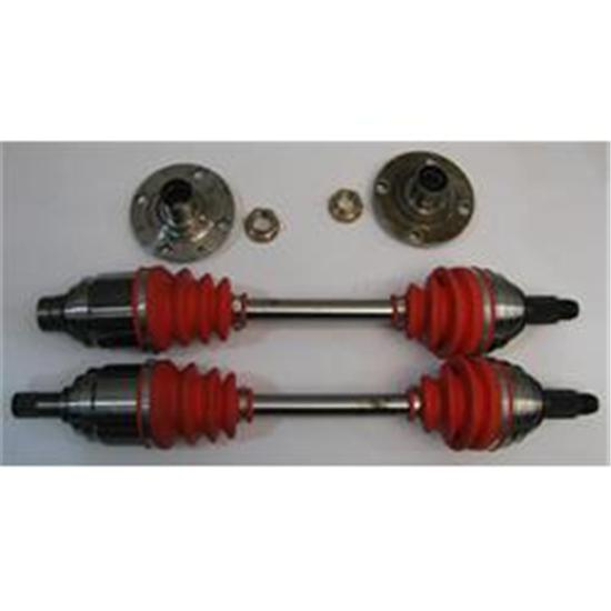 Garage Sale - ZEX SUPER DUTY AXLE SET