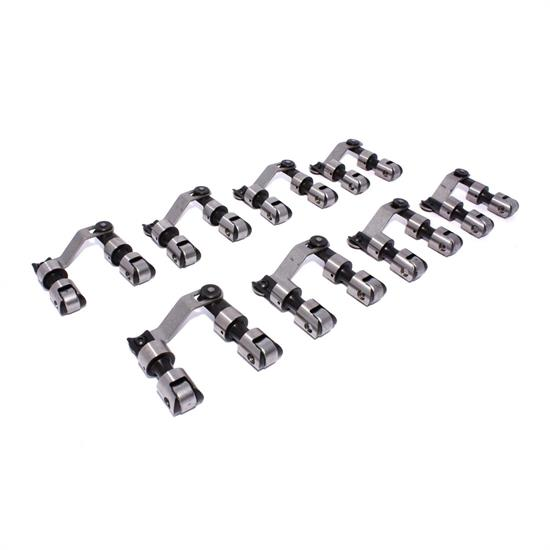 COMP Cams 841-16 Endure-X Lifters, Solid roller, Ford, Set