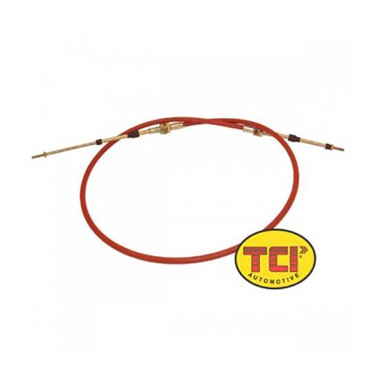 TCI Automotive 851000 Shifter Cable, 3 Inch Stroke, 8 Foot