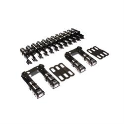 COMP Cams 8991-16 Endure-X Lifters, Solid roller, Chevy 5.7L, Set