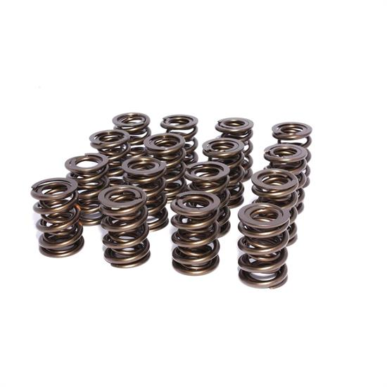 COMP Cams 917-16 Valve Springs, Dual, 566 lb Rate, Set of 16