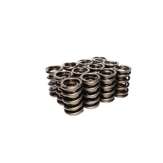 COMP Cams 933-12 Valve Springs, Dual, 490 lb Rate, Set of 12