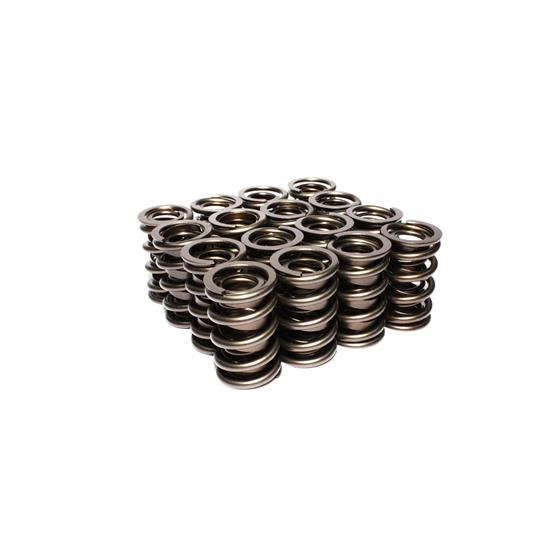 COMP Cams 933-16 Valve Springs, Dual, 490 lb Rate, Set of 16