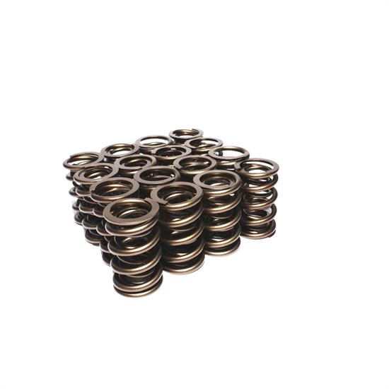 COMP Cams 944-16 Valve Springs, Dual, 753 lb Rate, Set of 16
