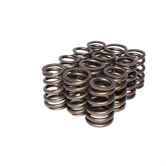 COMP Cams 982-12 Valve Springs, Single, 322 lb Rate, Set of 12