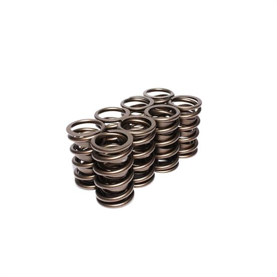 COMP Cams 987-8 Valve Springs, Dual, 370 lb Rate, Set of 8