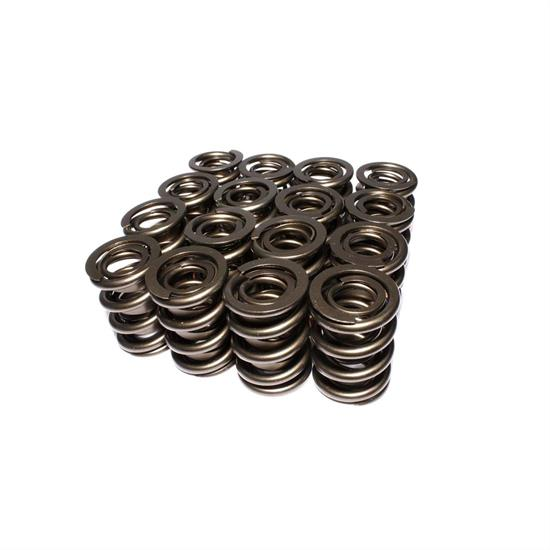 COMP Cams 996-16 Valve Springs, Dual, 637 lb Rate, Set of 16