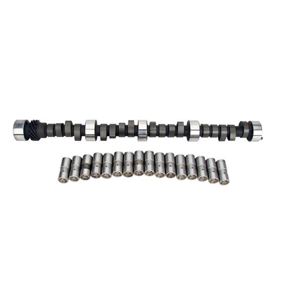 COMP Cams CL12-568-4 Nitrous HP Hydraulic Camshaft Kit, Chevy S/B