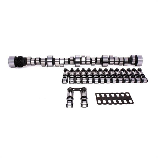 COMP Cams CL12-769-8 Xtreme Energy Solid Roller Camshaft Kit,Chevy S/B