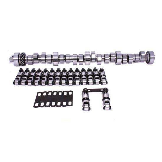COMP Cams CL34-710-9 Magnum Solid Roller Camshaft Kit, 3200-7200 RPM