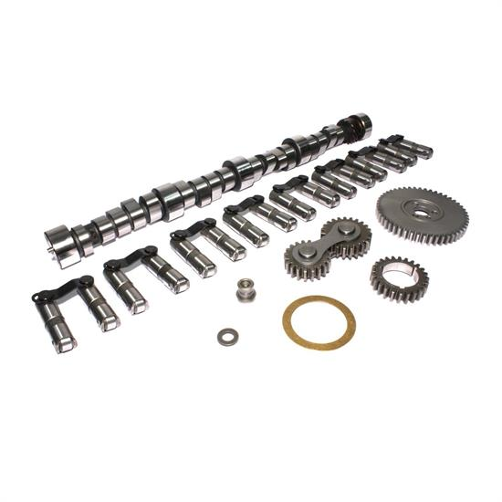 COMP Cams GK11-602-8 Thumpr Hyd. Roller Camshaft Kit, Chevy B/B