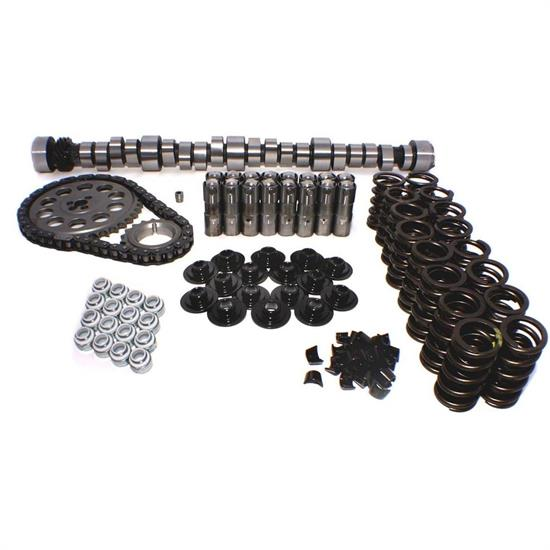 COMP Cams K01-600-8 Thumpr Hyd. Roller Camshaft Kit, Chevy 7.4L