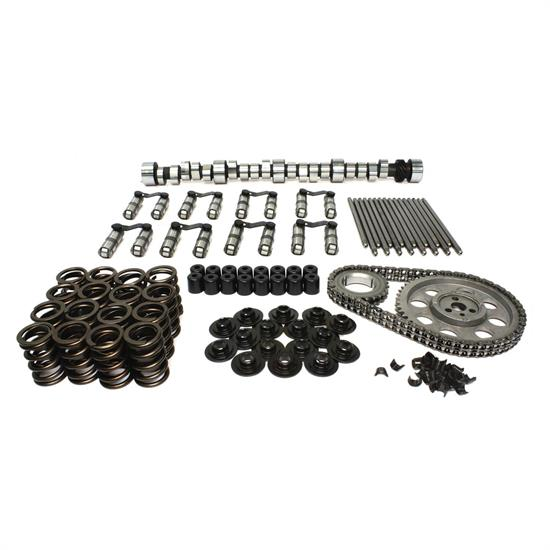 COMP Cams K11-407-8 Xtreme Energy Hyd. Roller Camshaft Kit, Chevy B/B