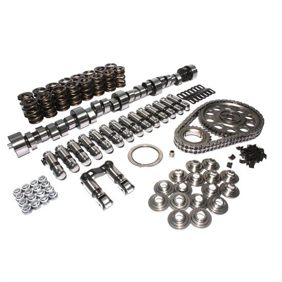 COMP Cams K11-702-9 Puller and Mud Race Solid Roller Camshaft Kit, BBC