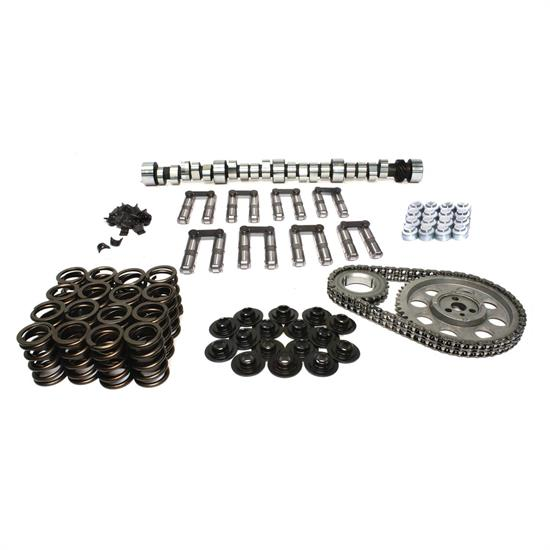 COMP Cams K12-407-8 Xtreme Energy Hyd. Roller Camshaft Kit, Chevy S/B