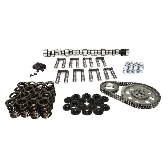 COMP Cams K12-416-8 Xtreme Marine Hyd. Roller Camshaft Kit, Chevy S/B