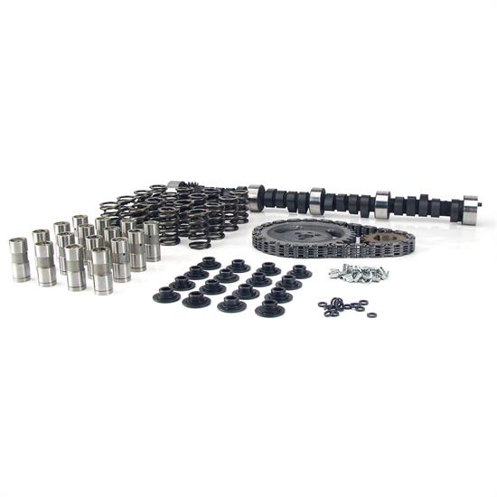 COMP Cams K12-673-4 Nostalgia Plus Solid Camshaft Kit, Chevy 5.0/5.7L